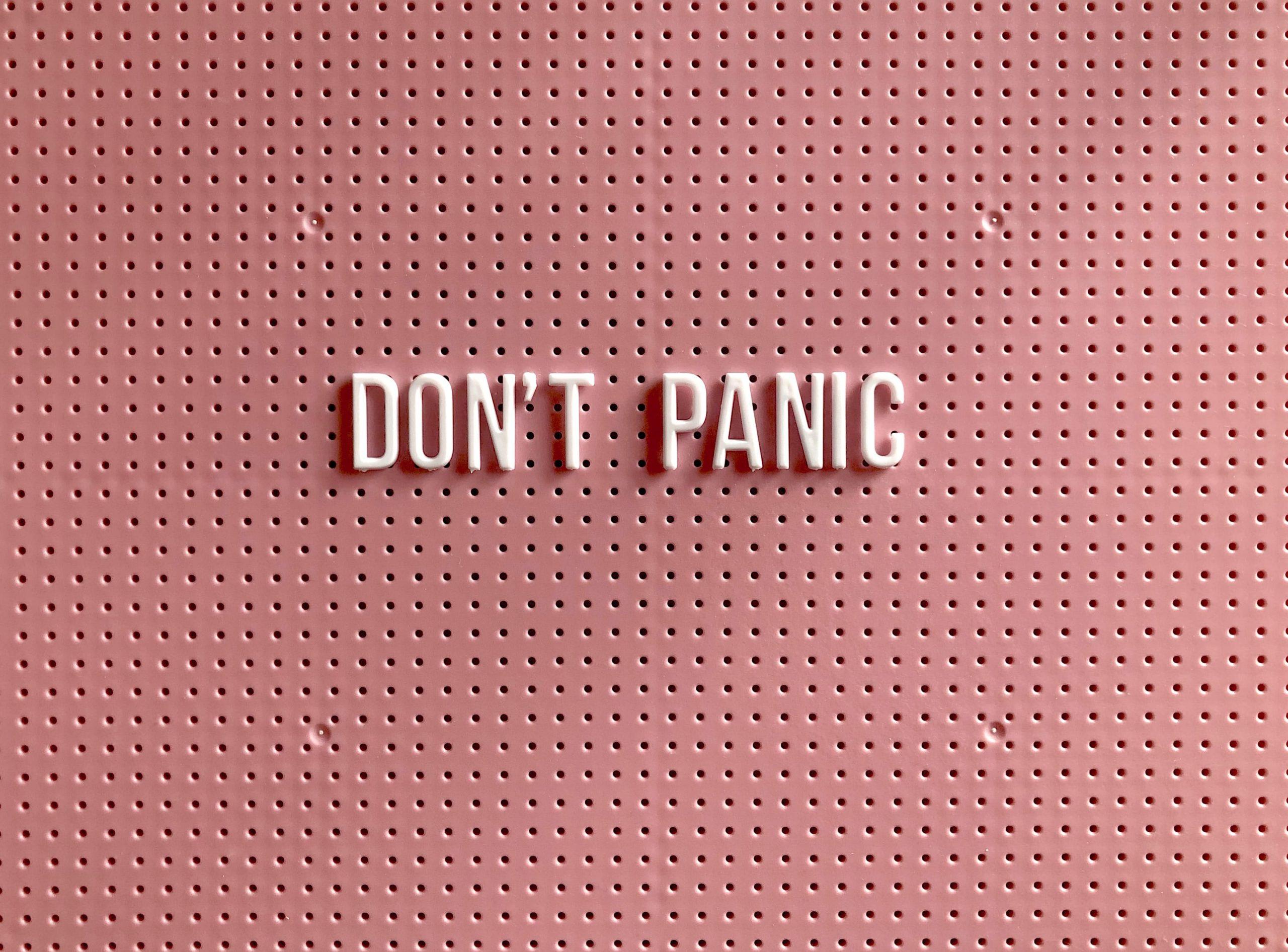 Controlul panicii minții în timpul #coronavirus | Sfaturi de la psihologi