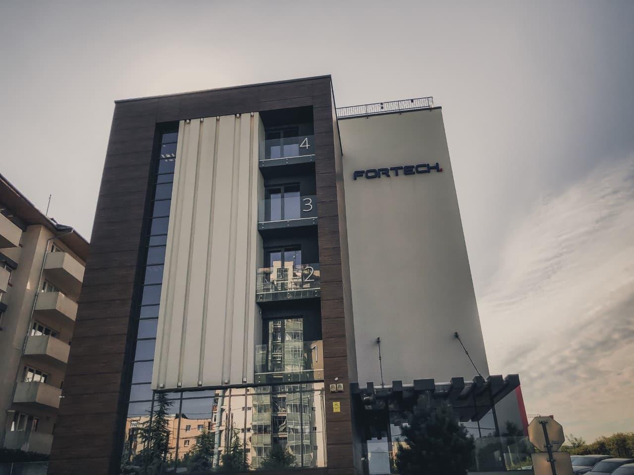 Fortech donează 50.000 de euro într-o primă acţiune pentru lupta împotriva COVID-19
