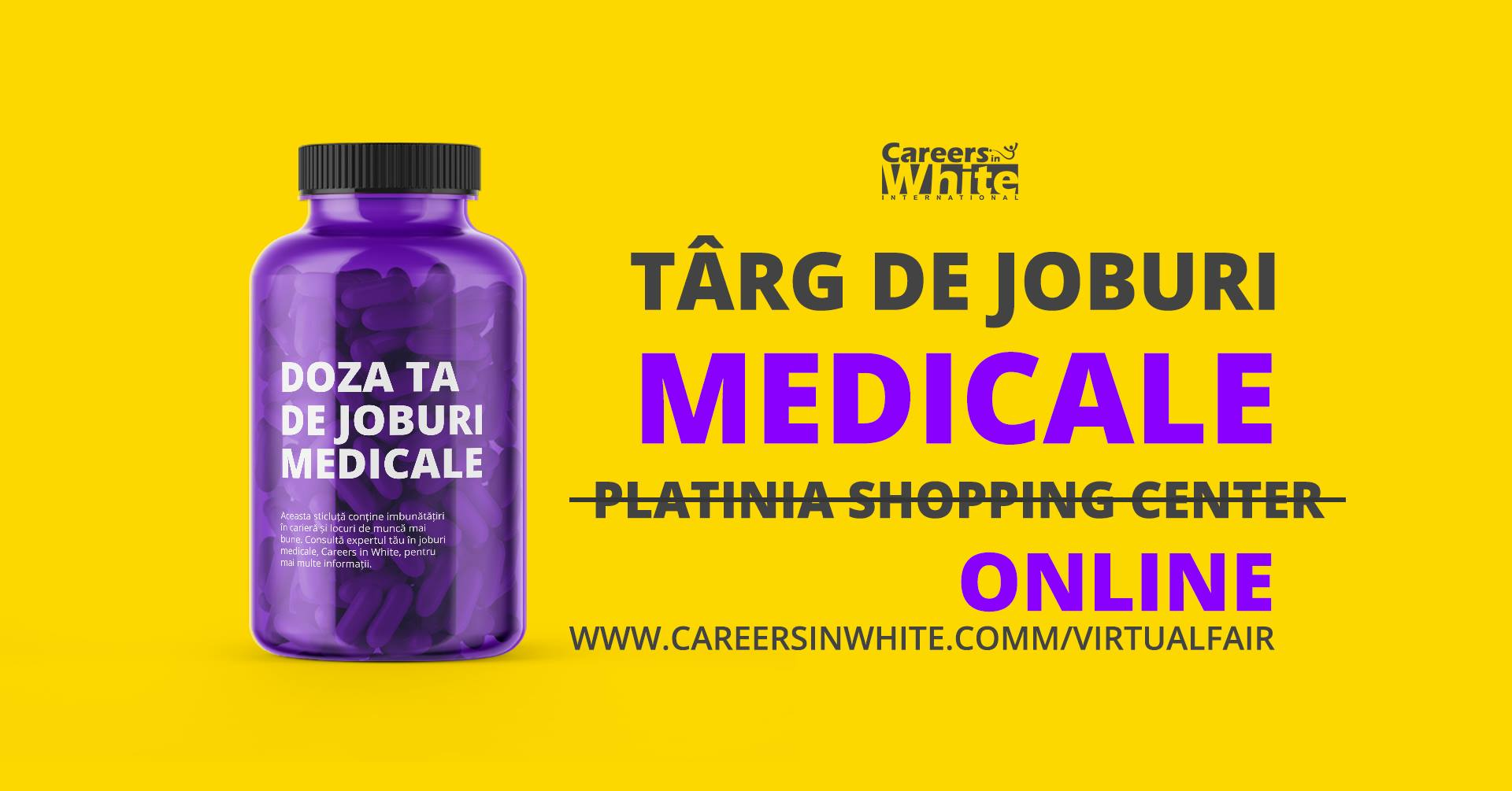 Târg de Joburi Medicale