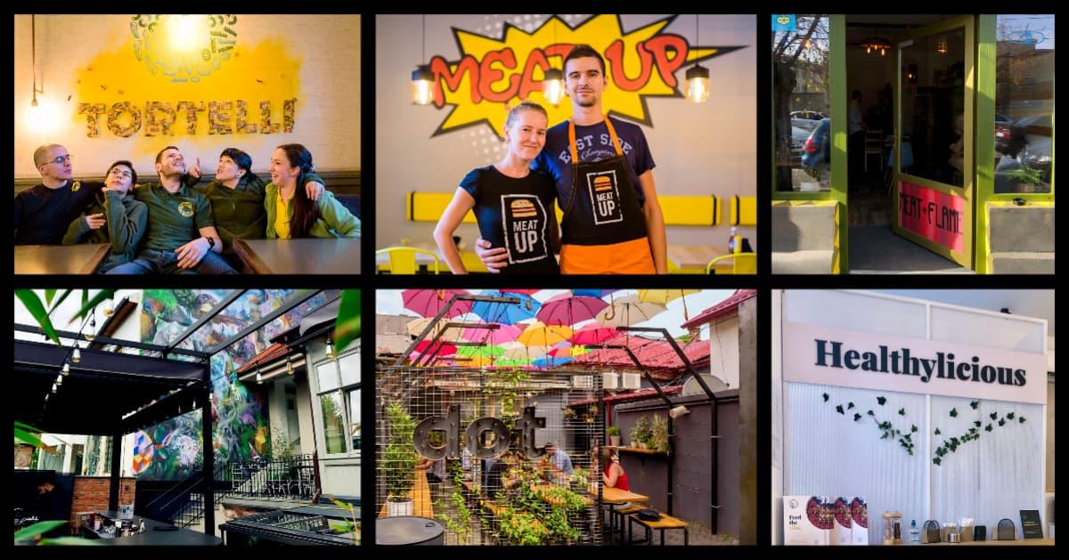 Ce fac restaurantele din #Cluj cât stăm acasă