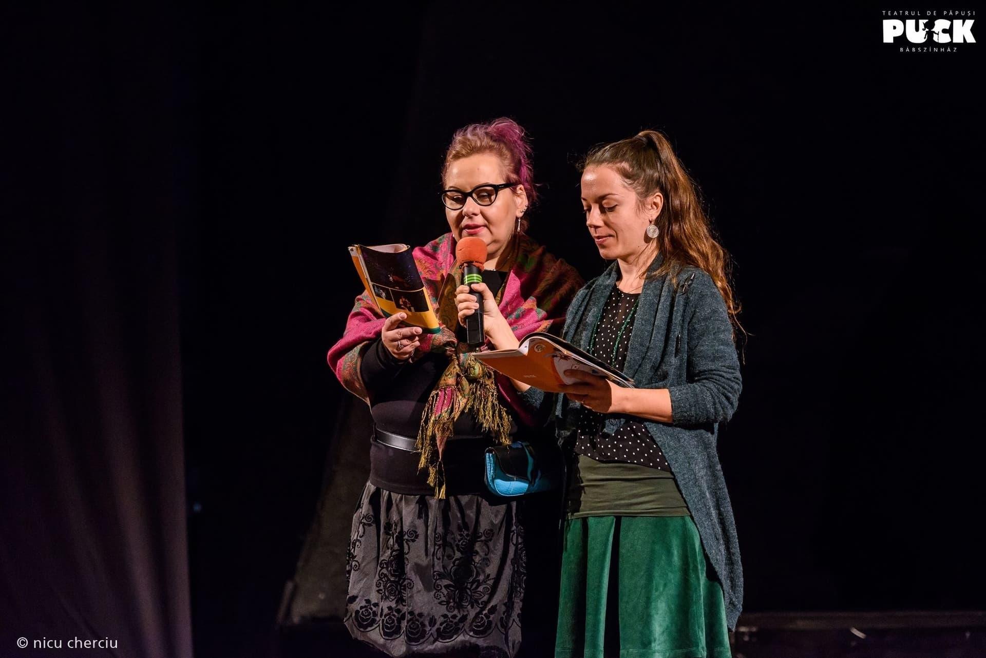 """Teatrul Puck lansează """"AudioPuck – Poveștile copilăriei"""", în colaborare cu Ministerul Educației"""
