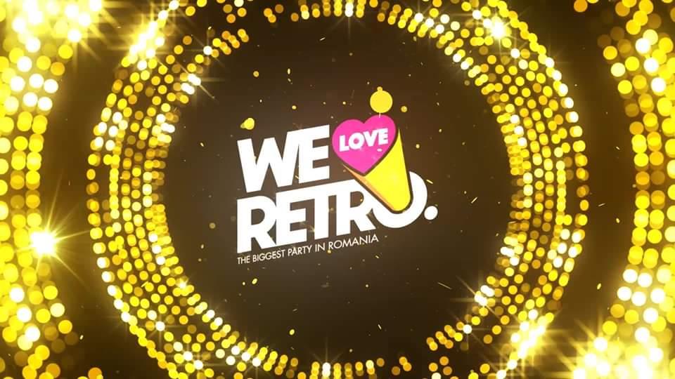 We Love Retro Online Party