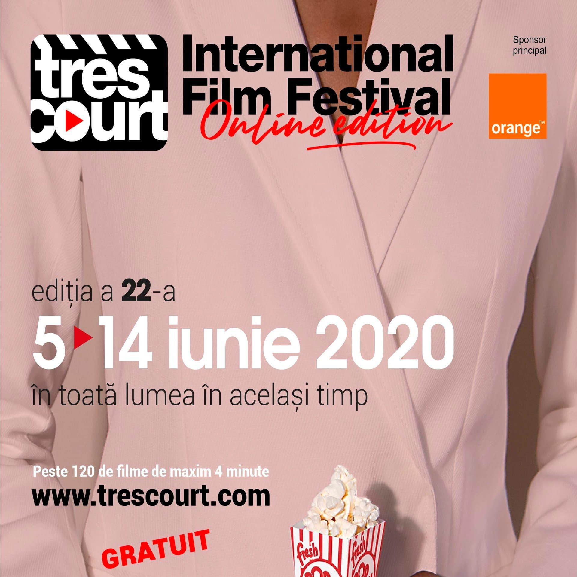 Festival Très Court 2020 – ediția online