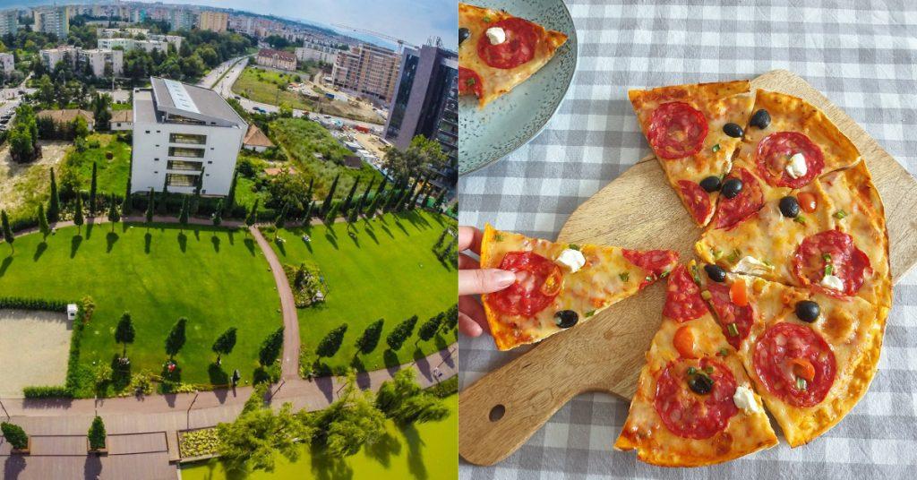 znob pizza iulius parc