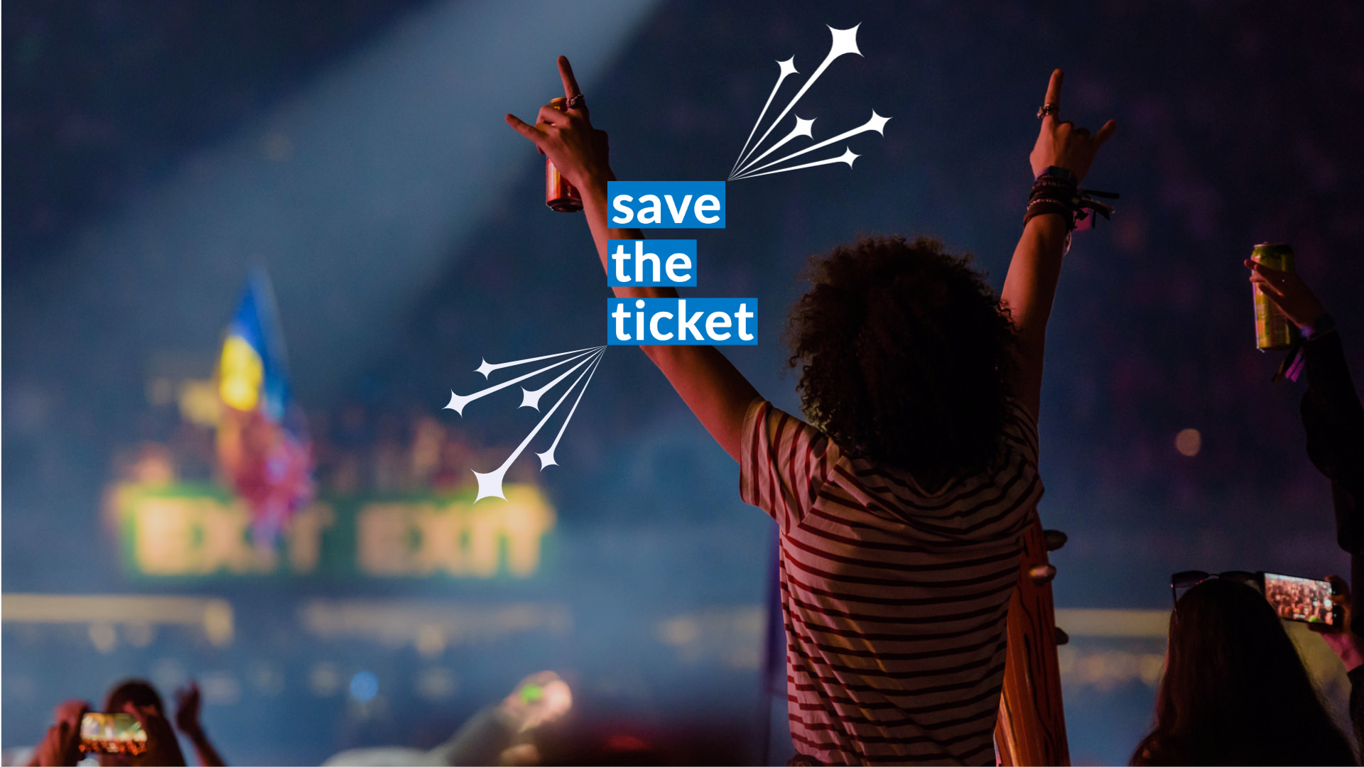 Opțiunile de schimbare a biletelor & abonamentelor la festivaluri