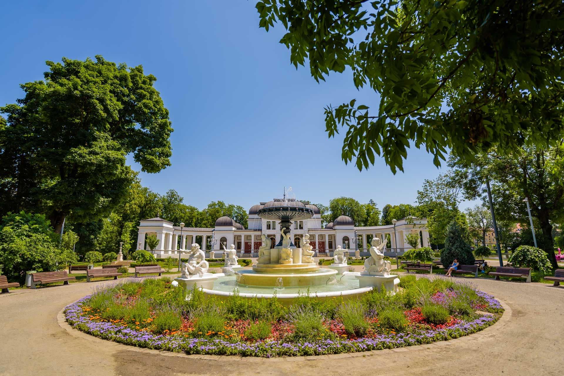 9 parcuri din Cluj în care putem ieși în perioada următoare