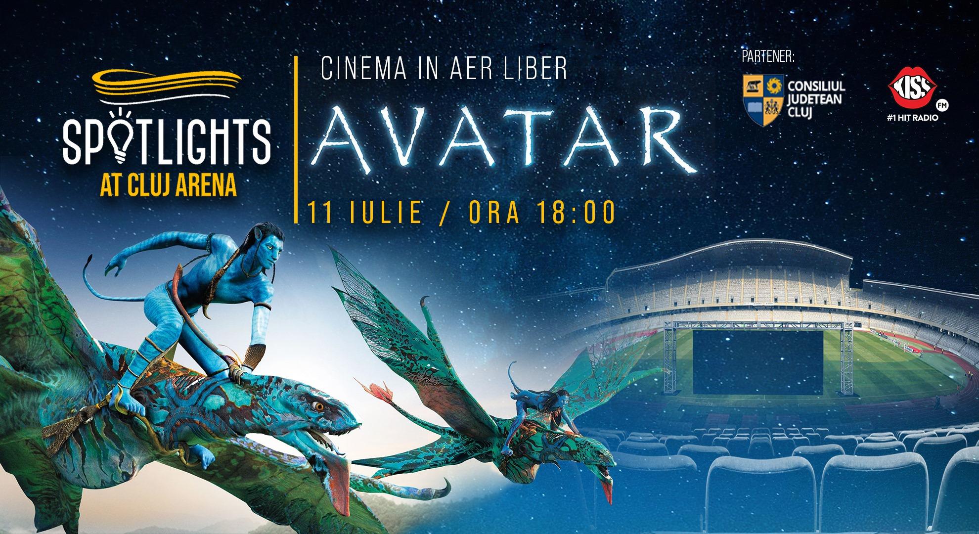 Avatar | Cinema în Aer Liber