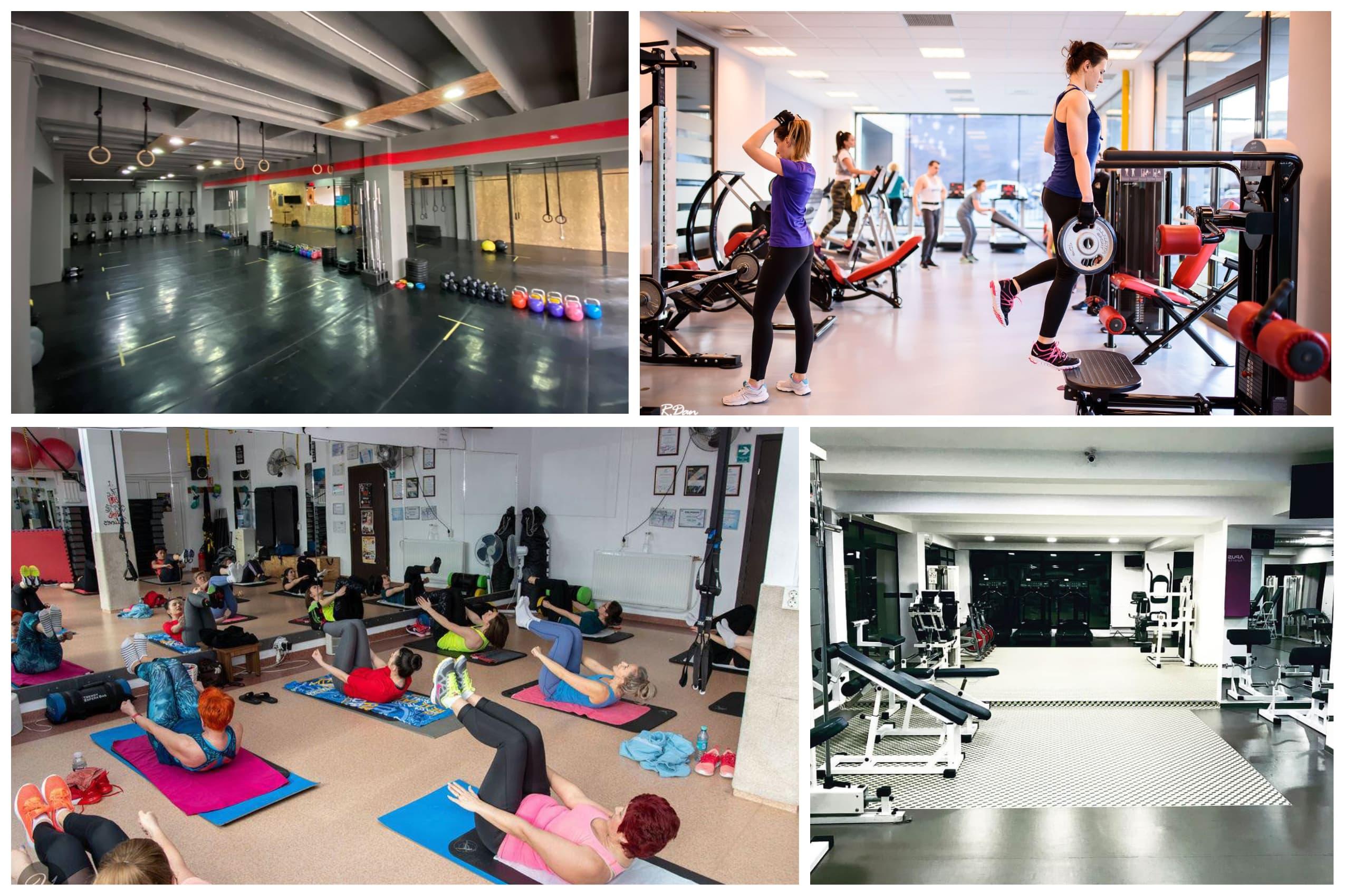 Cum s-au pregătit sălile de fitness din Cluj pentru redeschidere