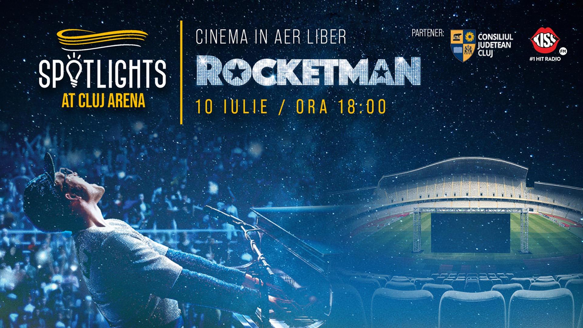 Rocketman | Cinema în aer liber