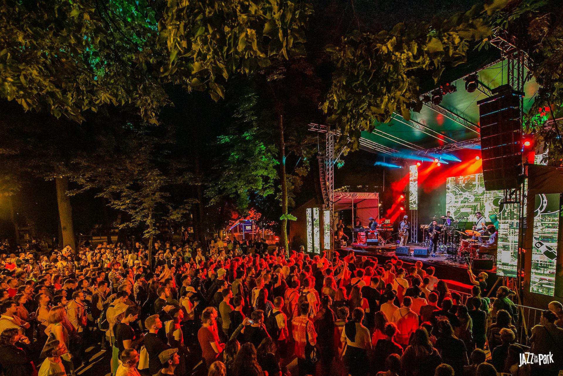 Jazz in the Park, reprogramat pentru 2021