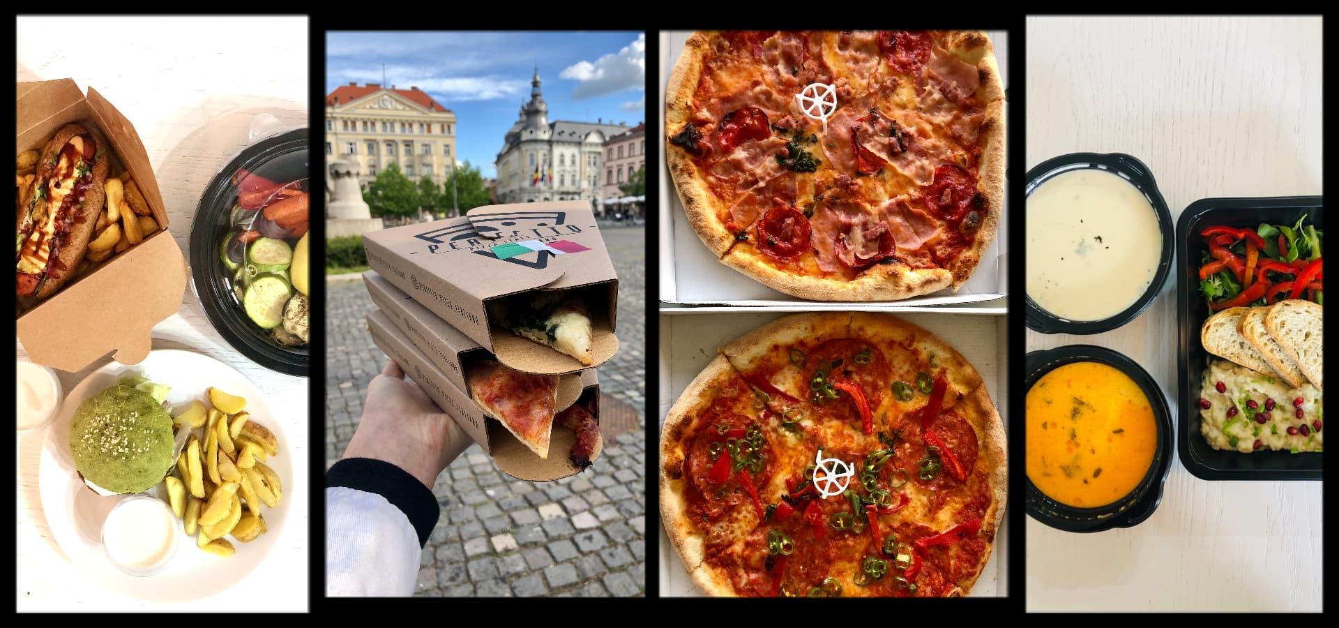 4 localuri recent deschise în Cluj: Pizzarelli Bar, VEGgo, Perfetto Pizza Italiano și Garlic Bites & Tales