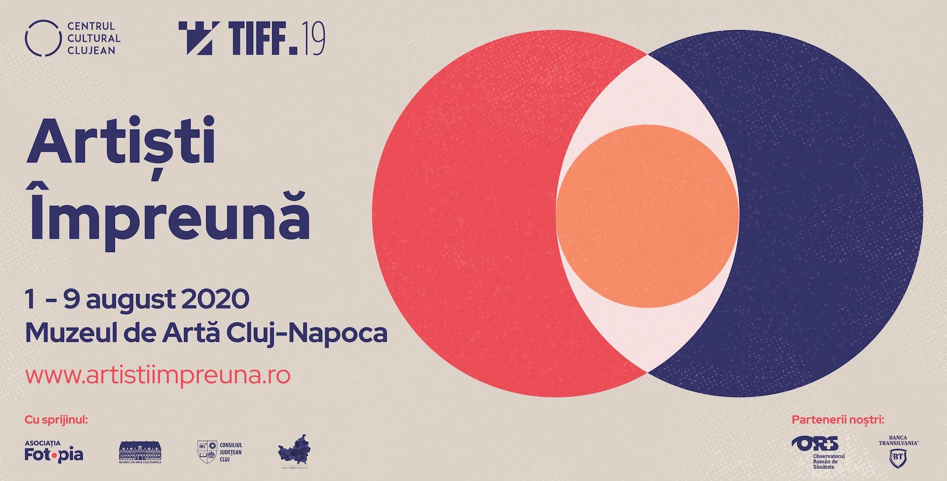 Artiști Împreună la TIFF 2020