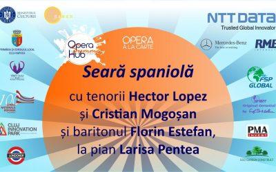 Opera à la Carte: Seară spaniolă