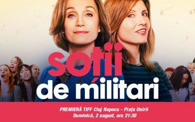 "Premieră ""Soții de militari"" la TIFF"