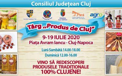 "Târgul ""Produs de Cluj"""