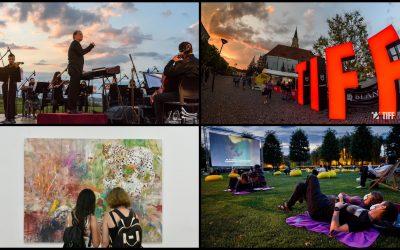 6 evenimente de neratat în august la Cluj