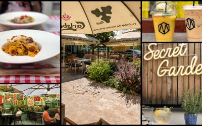 5 localuri noi deschise în Cluj: Restaurant Sinaia, FRANK the tank, Secret Garden, Meron Opera și Gemellini Pasta