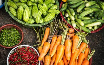 Producători locali de fructe și legume din Cluj