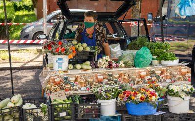 Piața volantă din cartierul Grigorescu se redeschide de marți, 14 iulie 2020