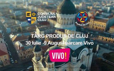 Produs de Cluj la VIVO!