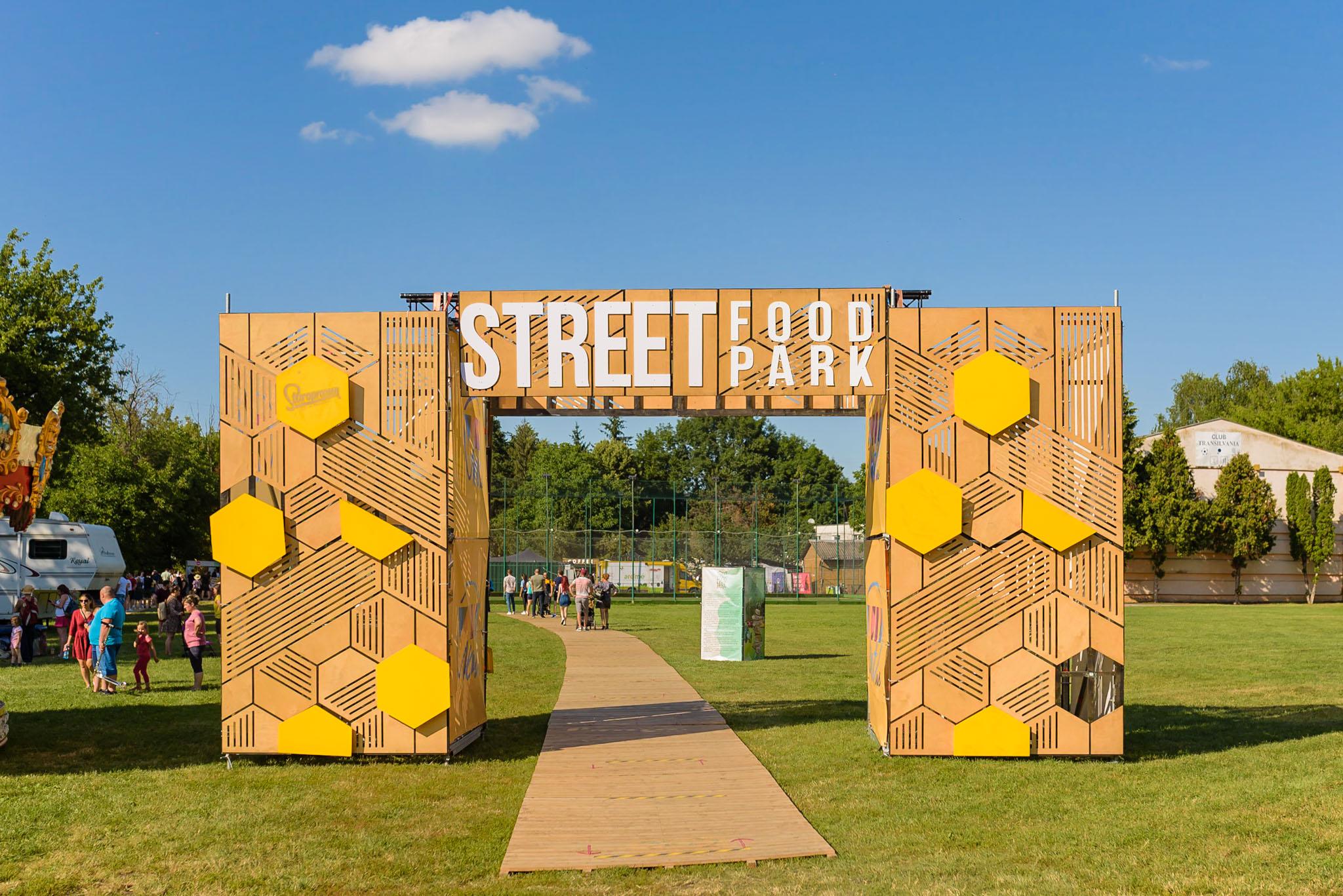 Cum este la… Street Food Park