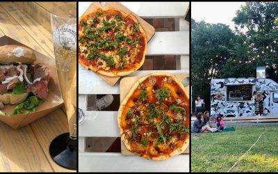 Localuri și truck-uri noi #streetfood: Pizza Hai Hui, Rotysseria, Cherhana Urbana Foodtruck