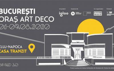 Expoziția itinerantă B:MAD 3.0 – București – Oraș Art Deco
