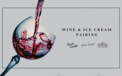 Wine & Ice Cream Pairing
