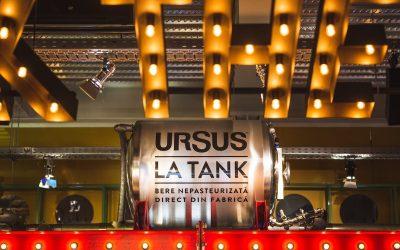 Interviu cu Frank despre berea fresh din tank