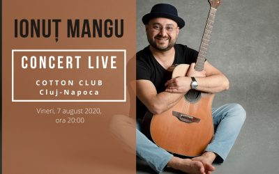 Ionut Mangu – Concert Live @ Cotton Club