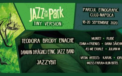 Jazz in the Park revine cu o ediție de toamnă