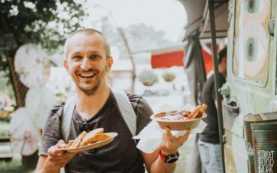 Street FOOD Park e deschis toată vara