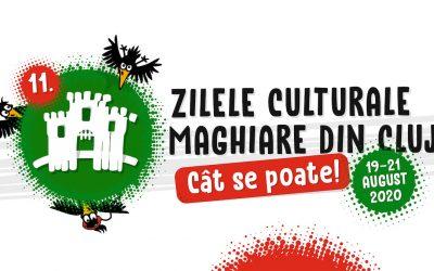 Zilele Culturale Maghiare din Cluj 2020, o ediție sub semnul măsurilor de siguranță