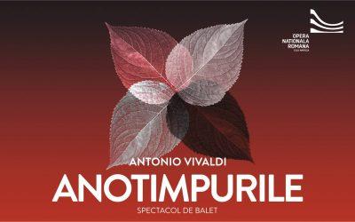 Anotimpurile | Antonio Vivaldi (spectacol de balet)
