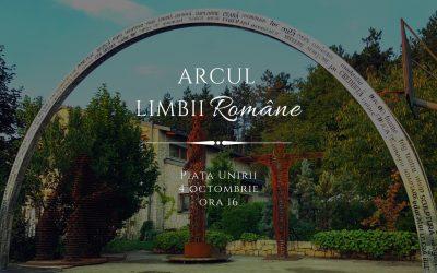 Arcul Limbii Române | Vernisaj, Liviu Mocan