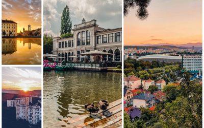 Cele mai frumoase poze din Cluj postate în luna septembrie pe Instagram