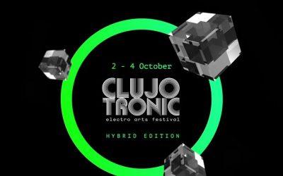 Clujotronic 2020 | Electro Arts Festival > Hybrid Edition