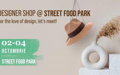 Designer shop @ Street FOOD Park