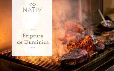 Friptura de duminică @ Restaurant Nativ