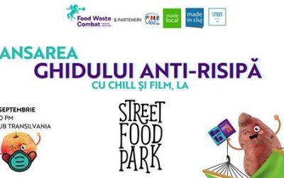Lansarea ghidului anti-risipă la Street Food Park