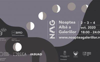 Noaptea Albă a Galeriilor 2020