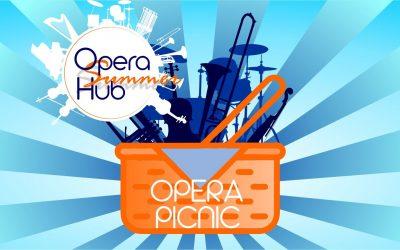 Opera Picnic: Opereta sub clar de lună