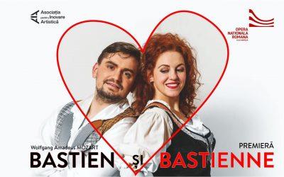 Premieră: Bastien și Bastienne | W.A. Mozart