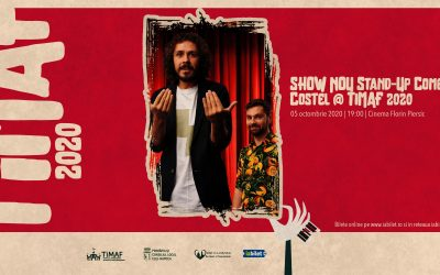 SHOW NOU – stand-up comedy Costel [TiMAF 2020]
