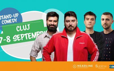 Stand-up Comedy cu Micutzu, Mirică, Geo și Dobrotă