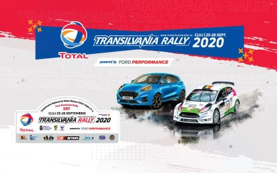 Total Transilvania Rally powered by Ford 2020