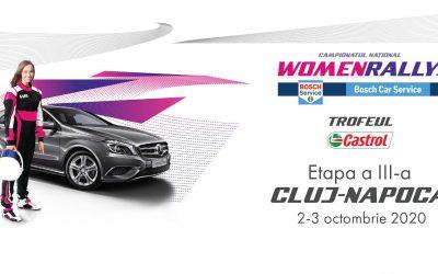 Women Rally 2020: etapa a 3-a