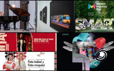 9 evenimente de neratat în octombrie la Cluj
