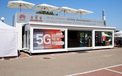 Cum a fost la… 5G Bring New Value – Huawei Roadshow 2020