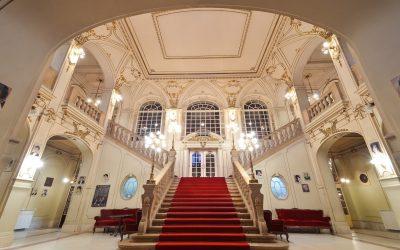 Din 15 mai ne revedem la Operă! O serie de patru evenimente speciale ne invită din nou în sala de spectacole